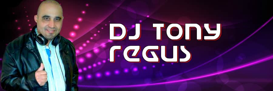 DJ TONY REGUS